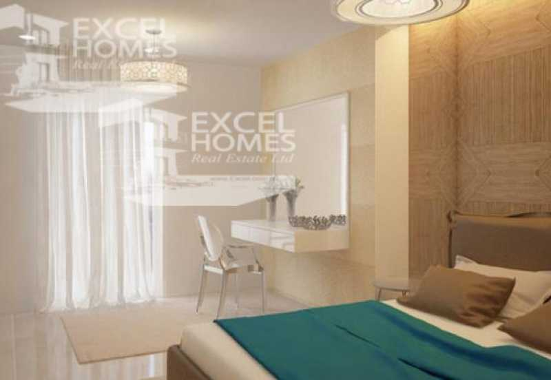Apartment 1 Bedrooms Sliema For Sale