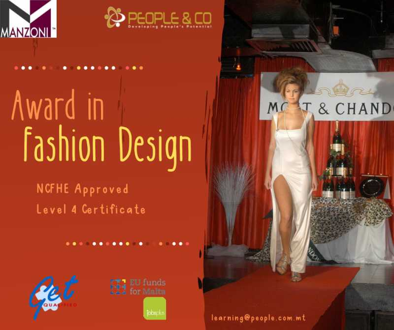 Award In Fashion Design
