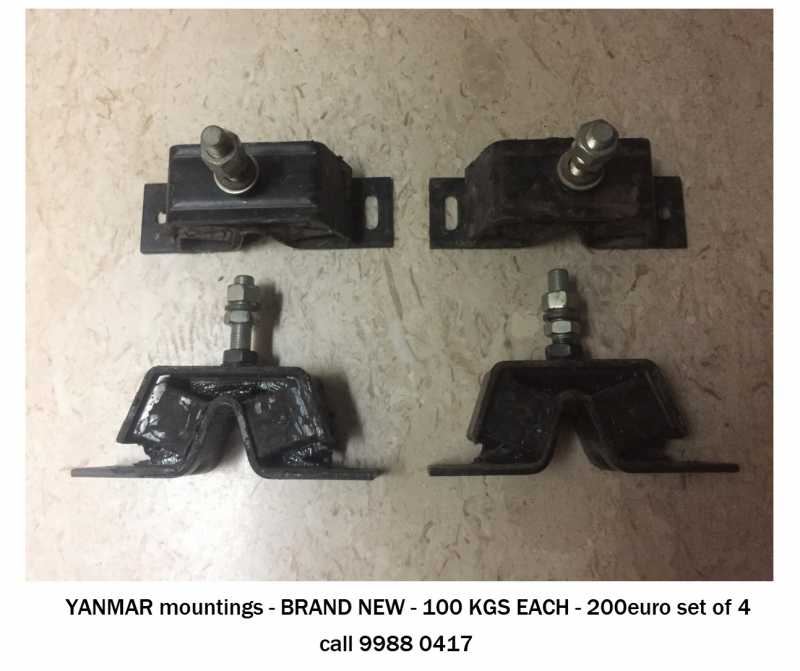 Yanmar Mountings