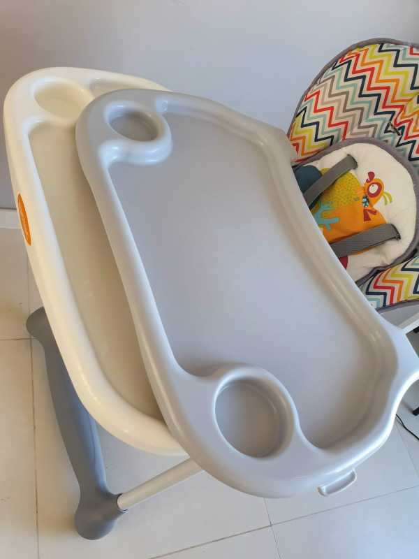 Highchair Tuctuc Multiposition