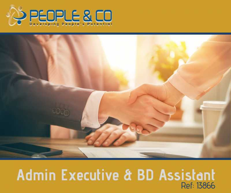 Admin Executive & Bd Assistant
