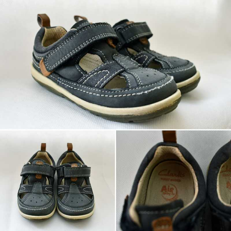 Boys Shoes (clarks)
