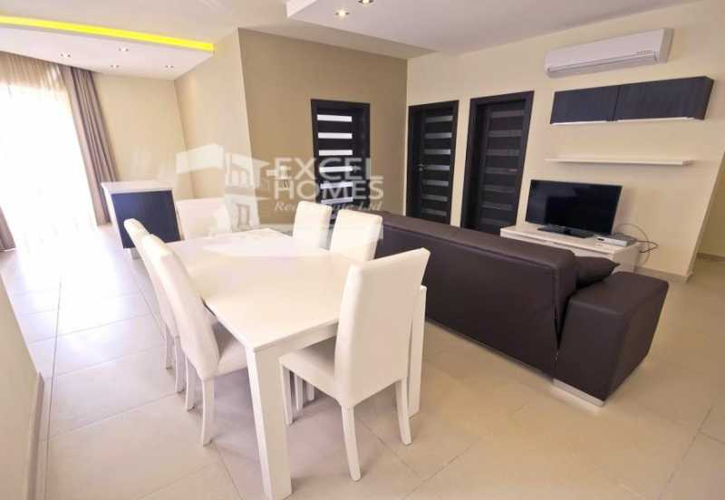 Apartment 1 Bedrooms Sliema To Let