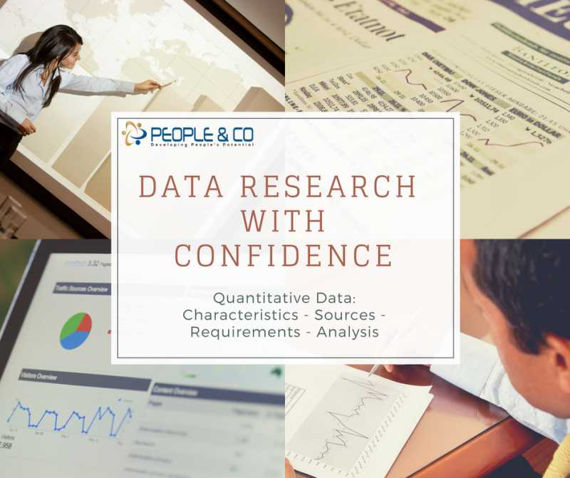 Data Research With Confidence