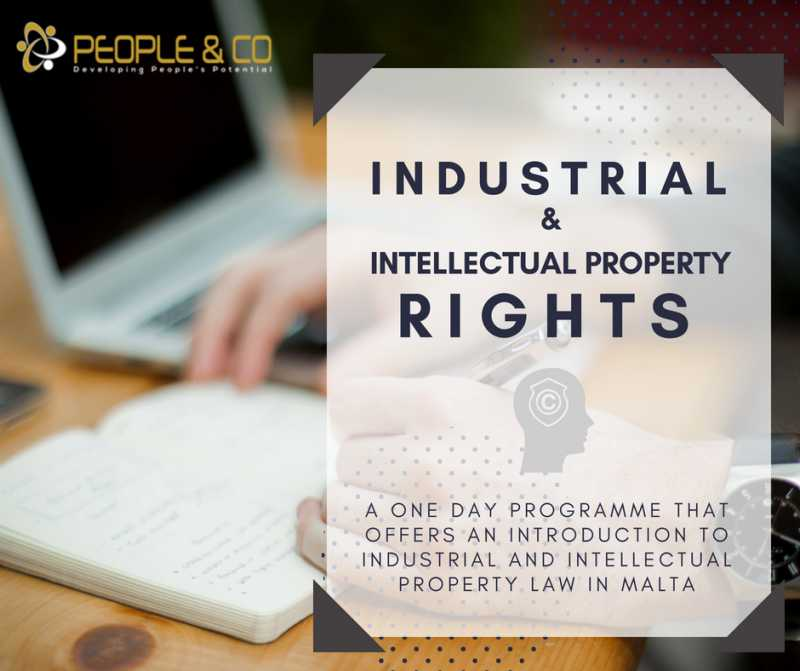 Industrial, Intellectual Property Rights