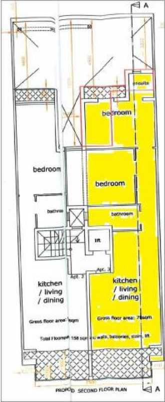Apartment 2 Bedrooms Gzira For Sale