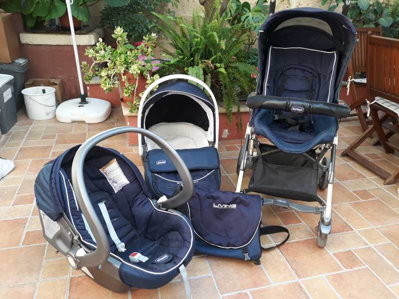 Pushchair Chicco 4 In 1