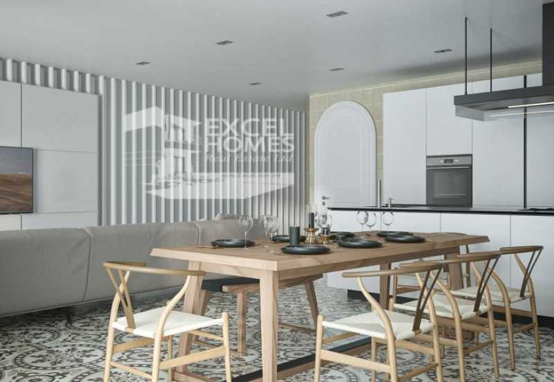 Apartment 3 Bedrooms Mosta For Sale