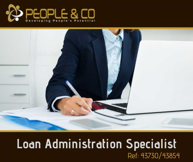 Danish Loan Admin Specialist