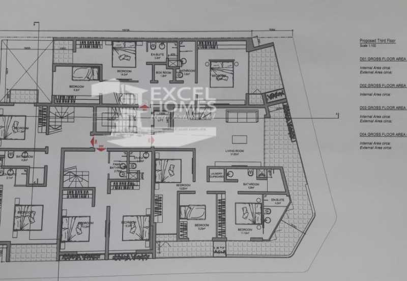 Apartment 1 Bedrooms Swieqi For Sale