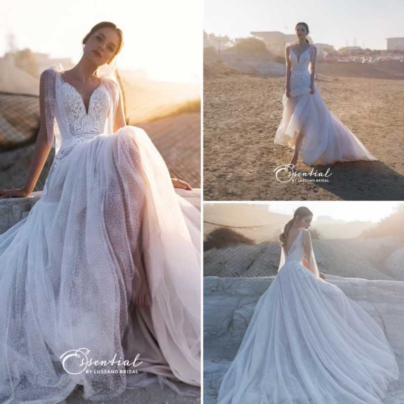 Wedding Dress Eu36