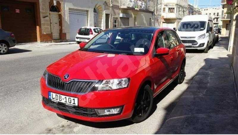 Skoda Rapid Spaceback 2016 *as New*