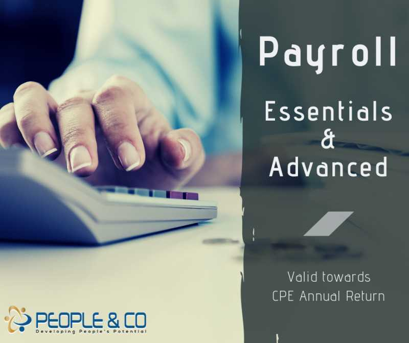 Payroll Essentials & Advanced