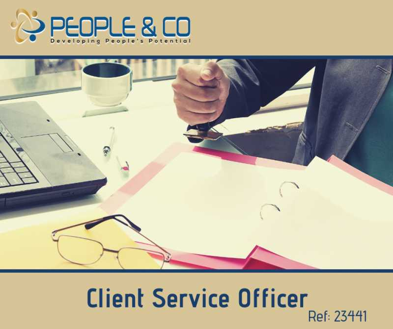 Client Service Officer