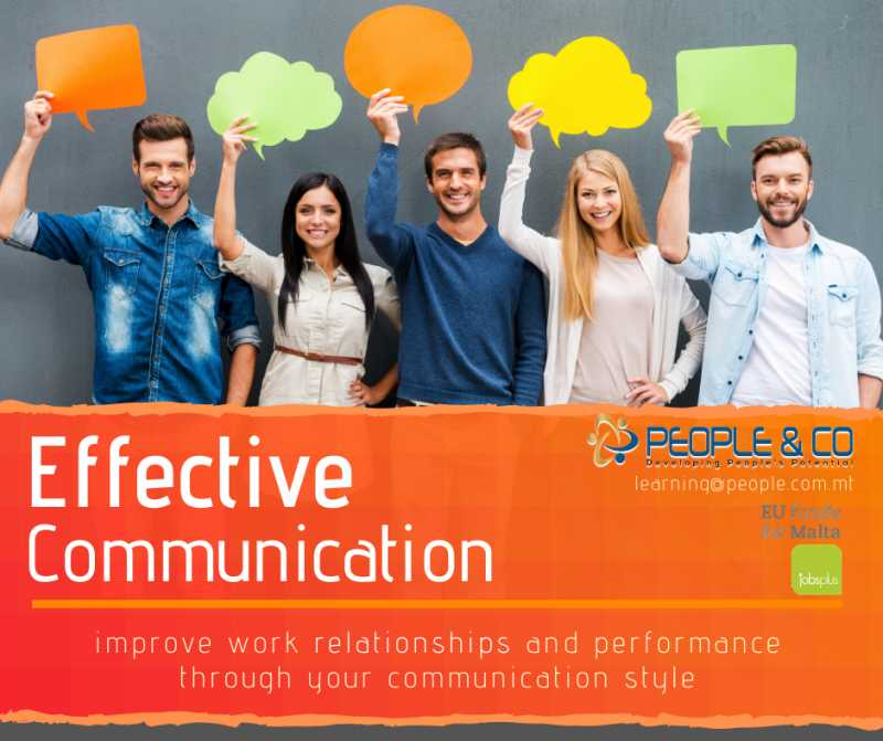 Effective Communication [online Course]