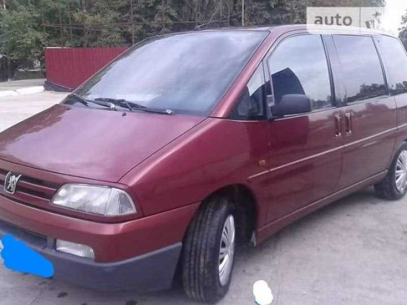 2 Peugeot 806 For Parts