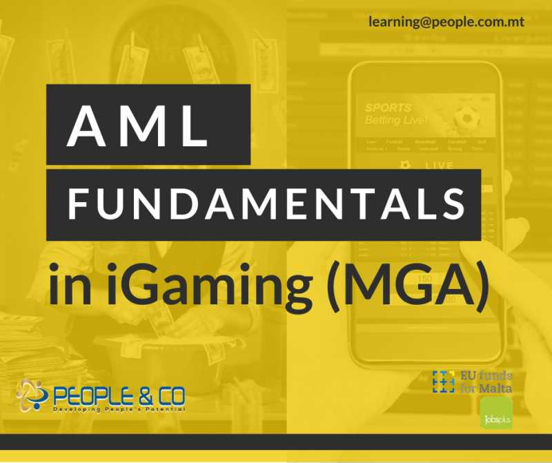 Aml Fundamentals In Igaming (mga)