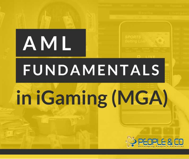 Aml Fundamentals In Igaming