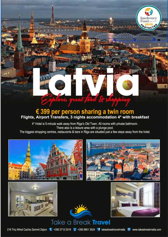 Latvia Package
