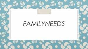 familyneeds